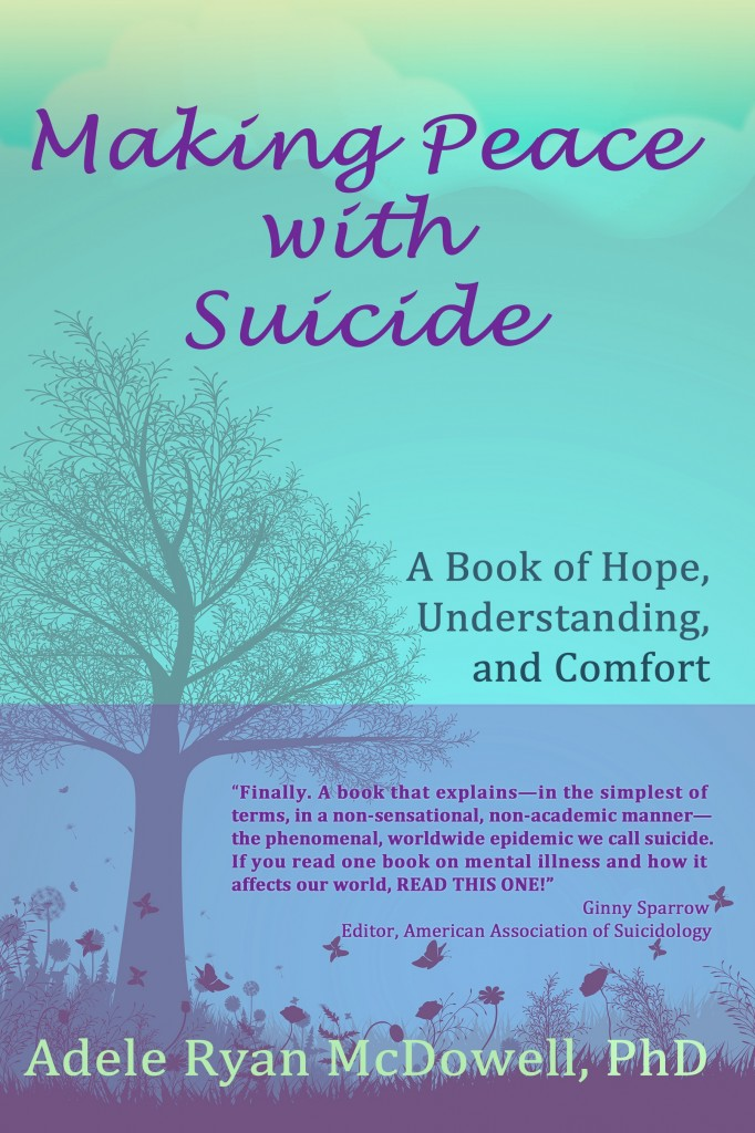 Making Peace With Suicide Front Cover
