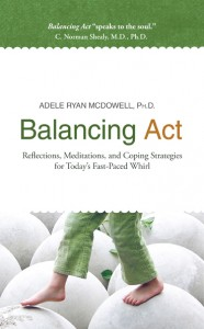 BALANCING ACT Front Cover